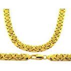 Mens Gold Necklaces